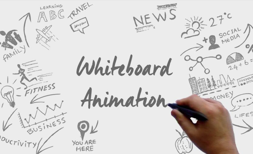 Animation 2D/3D/Whiteboard